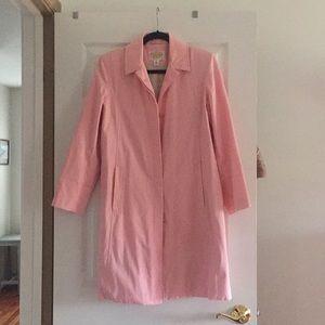 Talbots rain coat